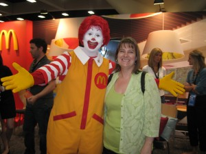 Fun at the Golden Arches