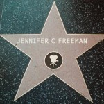 The star for Jen