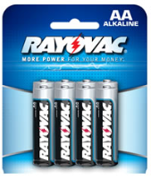 Rayovac battery pack