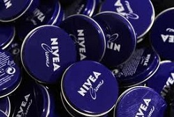 Nivea Cream tins