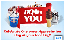 Dairy Customer Appreciation Day 2012