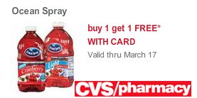 ocean spray bogo coupon