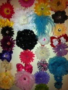 Organize Hair Accessories
