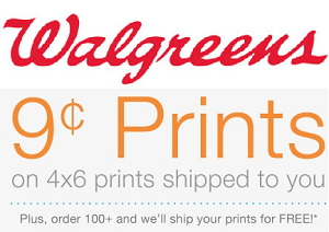 Walgreens photo sale