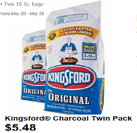 kingsford charcoal coupon