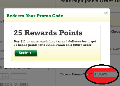 photo relating to Papa Johns Printable Coupons named Papa Johns Free of charge Pizza Code! Acquire 1 pizza acquire 1 absolutely free later on