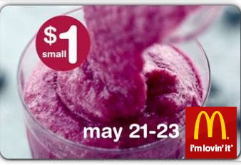 mcdonalds coupon deal