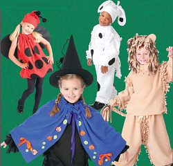 halloween costume pattern