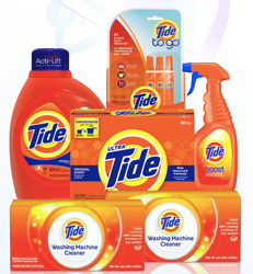 tide laundry products